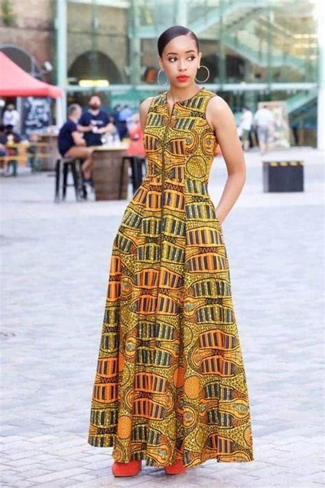 amazing african mishono ya magauni    long