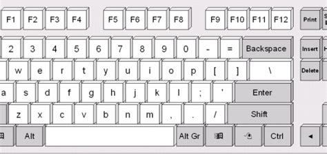 Coloring Keyboard by Keyboard Coloring Page Pictures To Pin On
