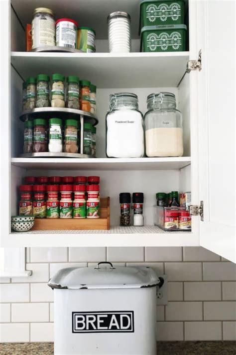 spice rack organization ideas   crazy laura