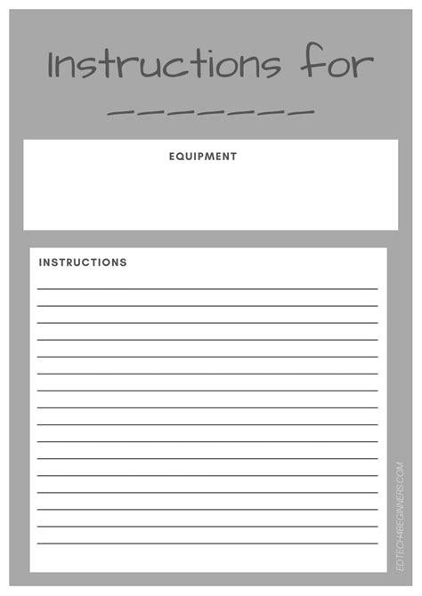 range   downloadable writing templates edtech