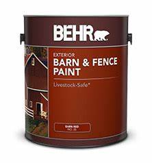specialty barn and fence paint for your project behr With behr barn and fence paint colors