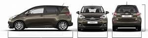 Toyota Verso Dimensions : verso s models specifications dimensions toyota europe ~ Medecine-chirurgie-esthetiques.com Avis de Voitures