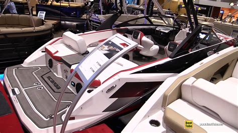 Scarab Jet Boats 2017 by 2017 Scarab 215 Jet Boat Walkaround 2017 Toronto Boat