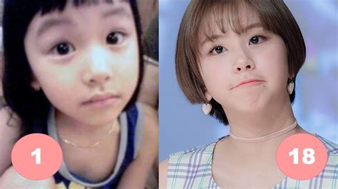 Chaeyoung Twice Hood From Years Old Youtube