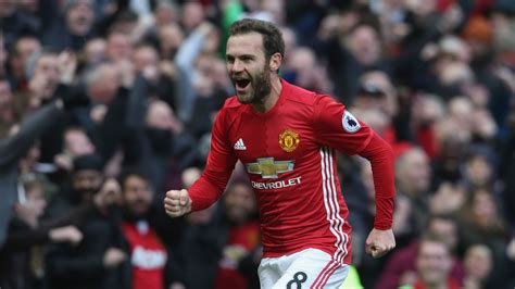 Manchester United midfielder Juan Mata is underrated, says ...