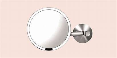 Mirrors Vanity Makeup Lighted Lights Beauty