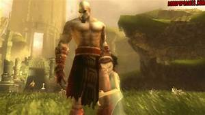 GOW: Chains Of Olympus - PSP - #04-3. The Groves Of ...