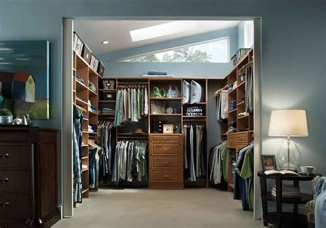 Walk In Closet & Wardrobe Systems Guide — Gentleman's Gazette