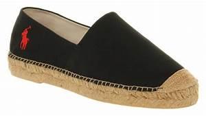 dac744ebb62 mens ralph lauren mooretown espadrille black canvas casual shoes ebay