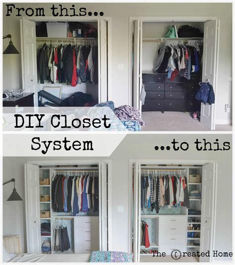 how to build a closet system how to build a quality diy closet system for any size