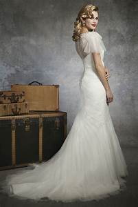 Picture Of Gorgeou Wedding Dresses Inspire By 1930s And