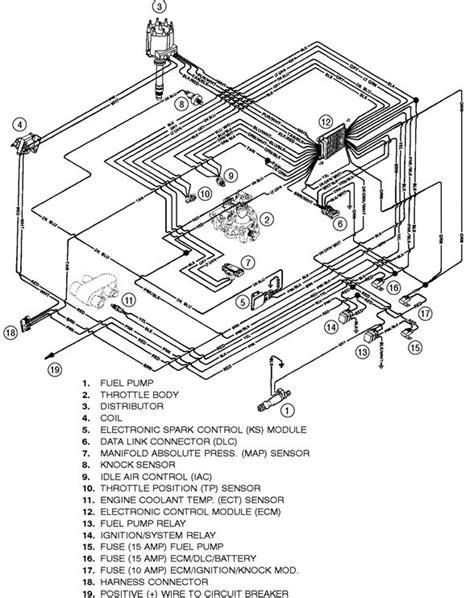 Thunderbolt Ignition Wiring by Thunderbolt V Ignition Wiring Diagram Diagram Auto