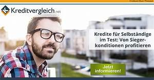Beste Bank Für Kredit : der beste kredit f r selbst ndige im test 10 2018 ~ Jslefanu.com Haus und Dekorationen