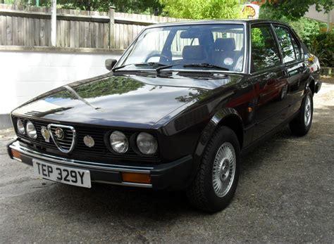Alfa Romeo Alfetta For Sale alfa romeo alfetta saloon for sale