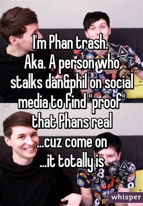 Phan Memes - maybe tho and i don t actually stalk them on all their social media dan and phil pinterest