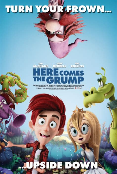 Here Comes The Grump Movie Poster (#1 Of 2)  Imp Awards