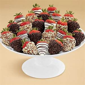 Mother's Day Chocolate Covered Strawberries Delivery 2017