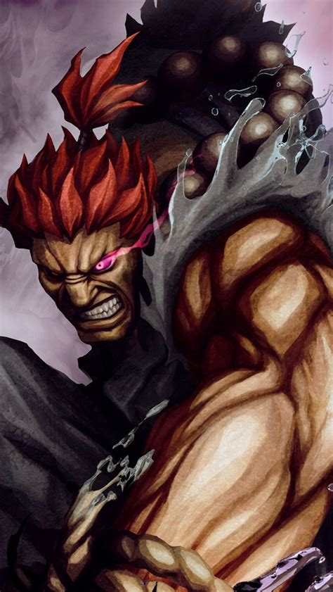 Tekken X Street Fighter Akuma Iphone 6 6 Plus And Iphone