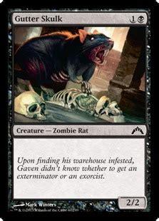 Pack Rat Deck Mtg by Kyrylo Pivtorak S Devotion Rats Comnunity Decks Magic