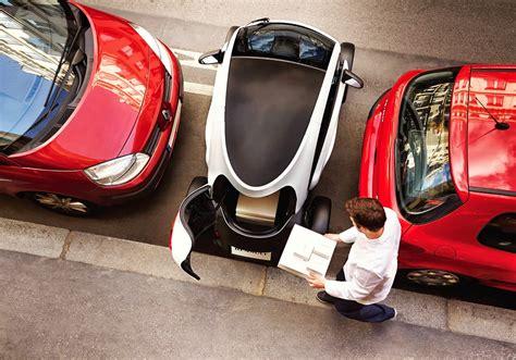Speedmonkey: The Renault Twizy Cargo is a tiny electric ...