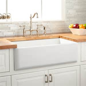 white kitchen sink faucets 33 quot grigham reversible farmhouse sink white farmhouse sinks kitchen