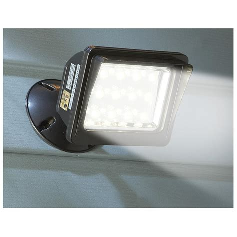 designers edge 12 led wall mount floodlight 297199