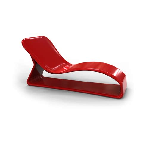 chaise longue design modern design lounge chair kobra made in italy