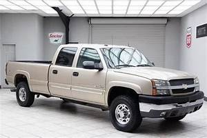 Sell Used 2004 Chevy 2500hd Diesel 4x4 Lt Long Bed Heated