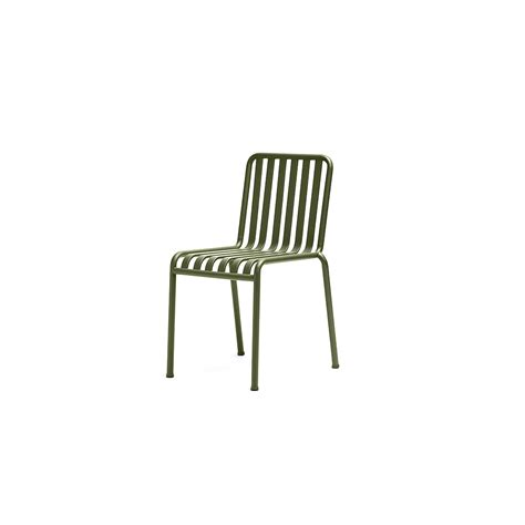 chaise acier chaise palissade hay trentotto mobilier design