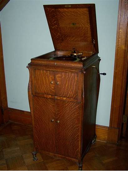 Phonograph Antique Victrola Phonographs Today Cabinet Victor