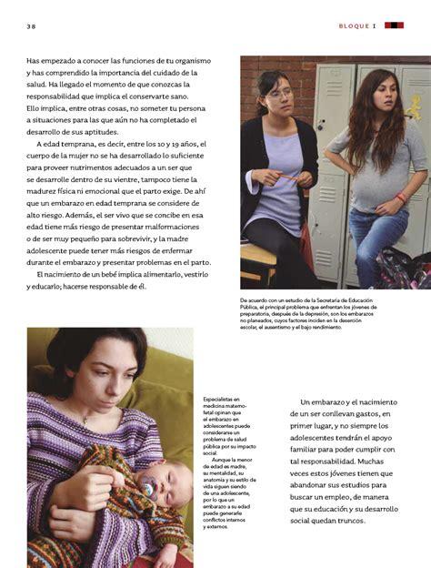 Las prácticas de hábitos no saludables de alimentación y alternativas para una dieta saludablecurso: Ciencias Naturales sexto grado 2017-2018 - Página 38 - Libros de Texto Online