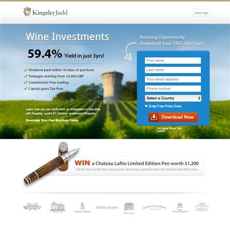 Creative Landing Page Design Examples Showcase