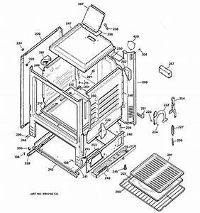 Hotpoint Gas Range Door  U0026 Drawer Parts