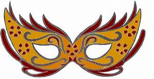 Masquerade Mask Clip Art at Clker.com - vector clip art ...