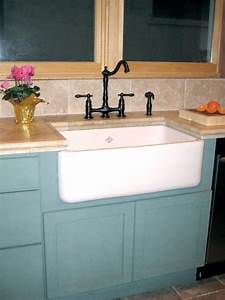 adventures in installing a kitchen sink old house With deep apron front sink