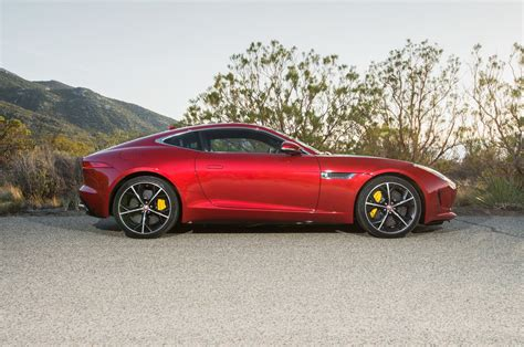 2015 Jaguar F-type R Coupe First Test