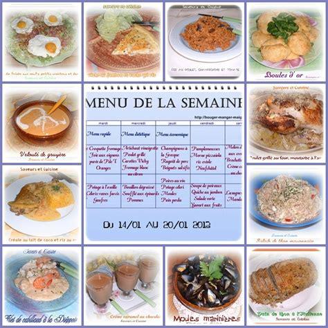 menu semaine cuisine az menu pour la semaine du 19 01 au 25 01 2015 chambre
