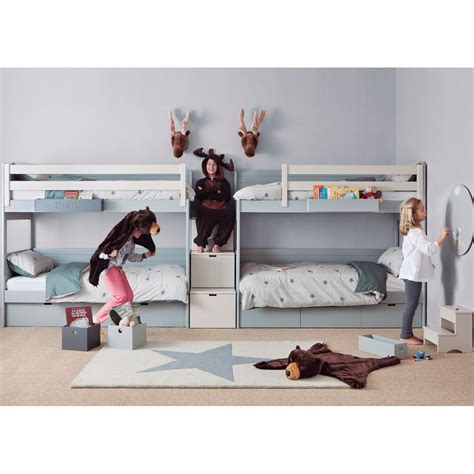 chambres pour bébé chambre d 39 enfants 4 à 6 lits signée asoral