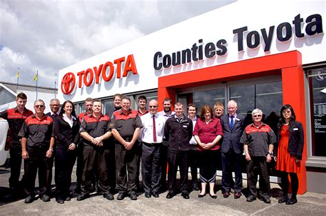 Toyota Stafford by Counties Toyota
