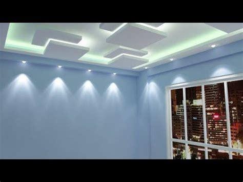 model plafon minimalis  youtube