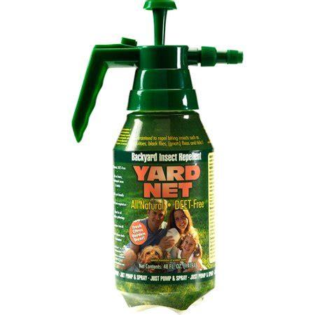 Backyard Spray by Liquid Fence 370 48 Oz Yard Net Backyard Insect Repellent