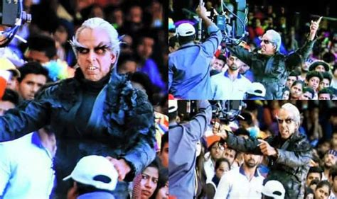 Revealed! Akshay Kumar Turns Into A Deadly Crow For