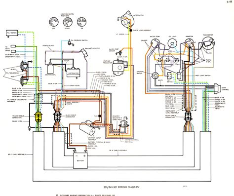 Omc Electric Shift Wiring Page Iboats