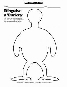 Best photos of disguise a turkey template turkey for Disguise a turkey template