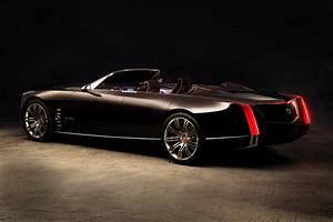 New Cadillac Ciel 4-door Convertible Concept Wows Pebble