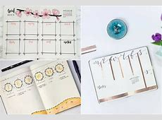15 Bullet Journal Weekly Spread And Layout Ideas To