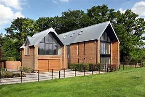 5 bedroom detached house for sale in longcross road With barn homes for sale in colorado