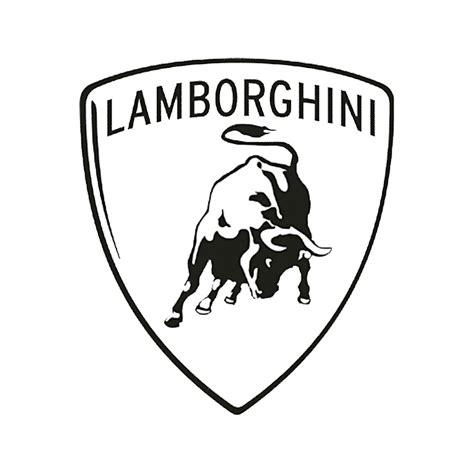 lamborghini symbol drawing how to draw lamborghini logo www imgkid com the image