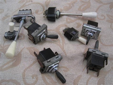 toggle switches geros vintage parts geros