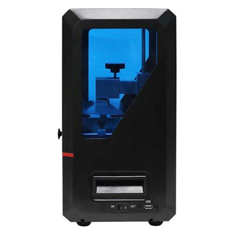 avis anycubic photon dlp imprimante  resine abordable